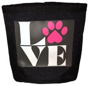 Jr Bait Bag - Love Paw