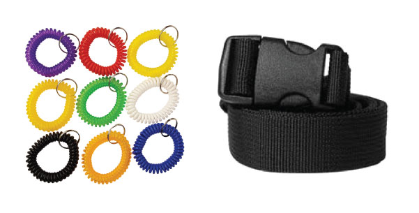 Clicker & Bag Accessories