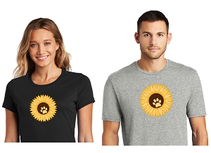 Sunflower Paws Shirt