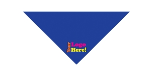 Imprinted Pet Bandana 14