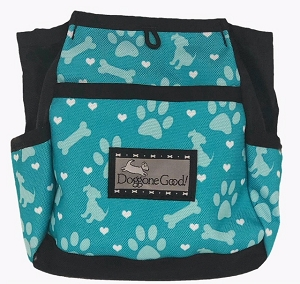 Jade Hearts, Paws, & Bones Rapid Rewards Pouch™