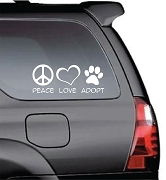 Stock Vinyl Decal