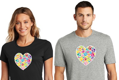 Heart of Paws Shirt