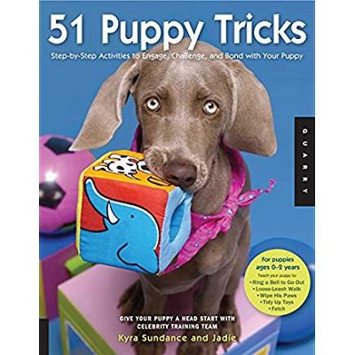 51 Puppy Tricks - Using a Clicker